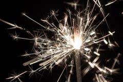 sparkler Image stock