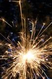 sparkler abstrakcyjne Zdjęcie Stock