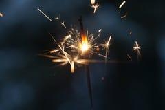 Sparkler Stock Photography