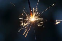 Sparkler Royalty Free Stock Photography