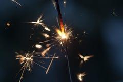 Sparkler Royalty Free Stock Image