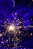 Sparkler fireworks Royalty Free Stock Photography