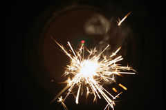 Sparkler Stock Photo