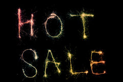 Sparkler hot sale word Royalty Free Stock Photos