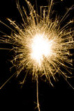 Sparklers Arkivbild
