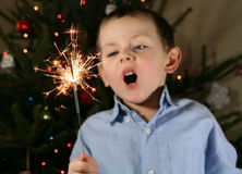 sparklers Stock Image
