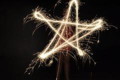 Sparklers Στοκ Εικόνα