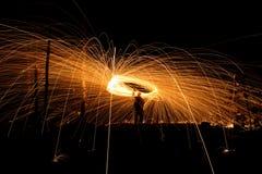 sparklers Lizenzfreie Stockfotografie