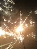 sparklers Stock Fotografie