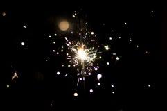 sparklers Стоковая Фотография RF