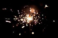 sparklers Стоковое Изображение RF