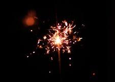 sparklers Стоковое фото RF