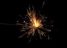 sparklers Стоковое Изображение