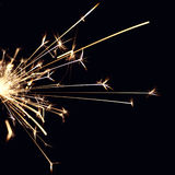 Sparklers Royalty Free Stock Photos