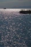 sparkles моря Стоковая Фотография