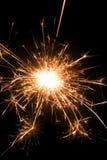sparkles рождества Стоковая Фотография