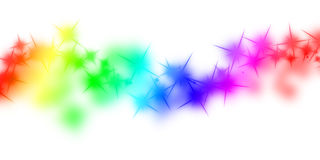 Sparkles Royalty Free Stock Photo