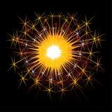 sparkles Стоковая Фотография RF