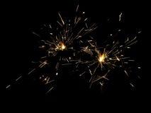 Sparkles 2 Imagem de Stock Royalty Free