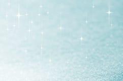 Sparkles do branco Imagens de Stock Royalty Free