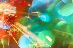 Sparkles Stock Image