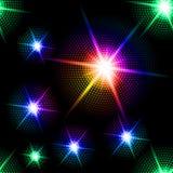 Sparkling background Stock Photos