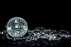 Sparkling ball Royalty Free Stock Photo