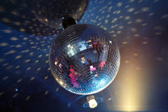 Sparkling ball Royalty Free Stock Photography
