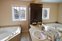 Sparkling Bathroom Stock Photos