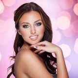 Sparkling beauty Royalty Free Stock Photography