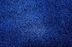 Sparkling blue abstract background surface Stock Photo