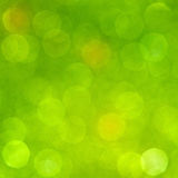 Sparkling blur abstract background. The sparkling blur abstract green background Royalty Free Stock Images