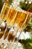 Sparkling champagne Royalty Free Stock Image