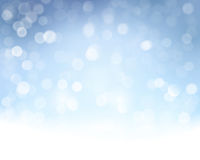 Sparkling Christmas, holiday background with blurry lights Stock Photography