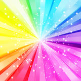 Sparkling colorful background Royalty Free Stock Image