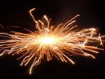 sparkling cracker Stock Photos