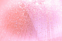 Sparkling crystal decorated background Royalty Free Stock Image