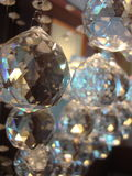 Sparkling crystals Stock Image