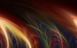 Sparkling dark line background, vivid colors, shades, graphics Royalty Free Stock Photography