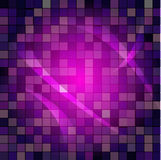 Sparkling disco background Stock Image