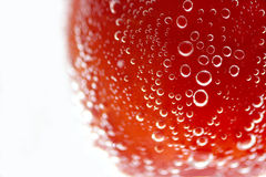 Sparkling droplets Stock Image