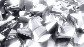 Sparkling Gift Bows Royalty Free Stock Images