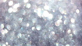Sparkling glitter. Out of focus glitter sparkles Bokeh, christmas background