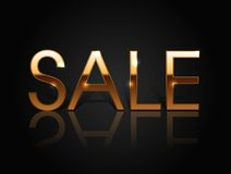 Free Sparkling Inscription Of Sale Stock Photo - 45764090