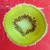 Sparkling Kiwi Royalty Free Stock Photography