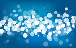 Sparkling lights () Royalty Free Stock Photography
