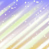 Sparkling lights Royalty Free Stock Image