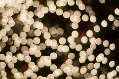 Sparkling lights background Royalty Free Stock Photos