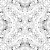 Sparkling luxury geometrical white or silver image Royalty Free Stock Images
