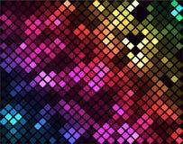 Sparkling Mosaic stock photo